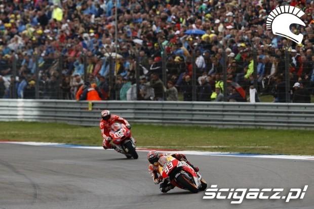 zakret MotoGP Assen