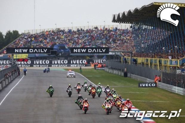 zawodnicy MotoGP Assen
