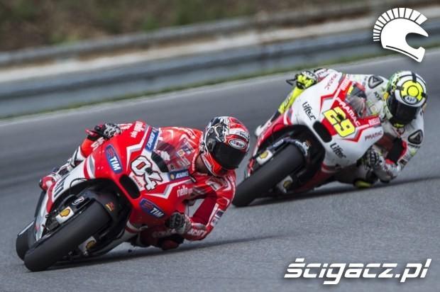 Dovizioso motogp brno 2014