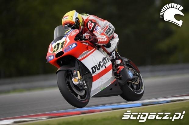 Ducati motogp brno 2014