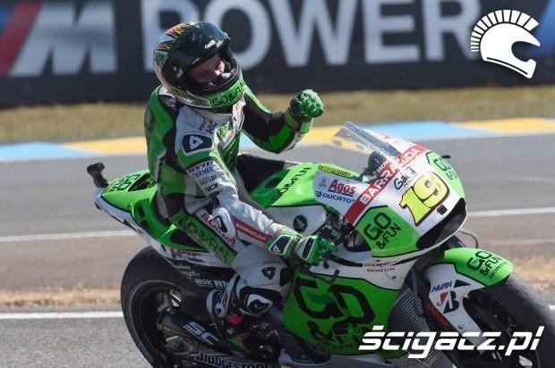 Alvaro Bautista motogp le mans 2014