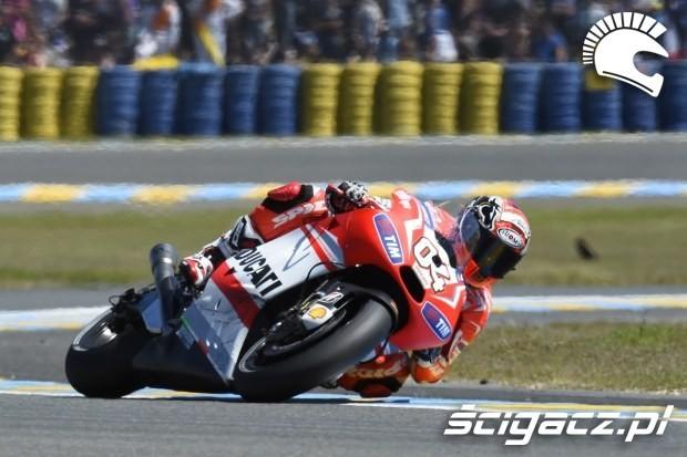 Andrea Dovizioso motogp le mans 2014
