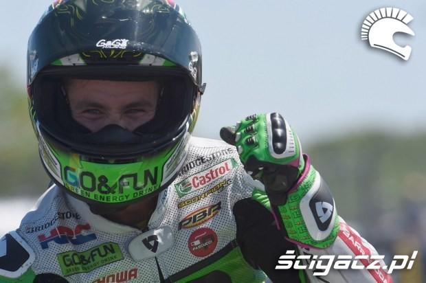 Bautista zwycieski motogp le mans 2014