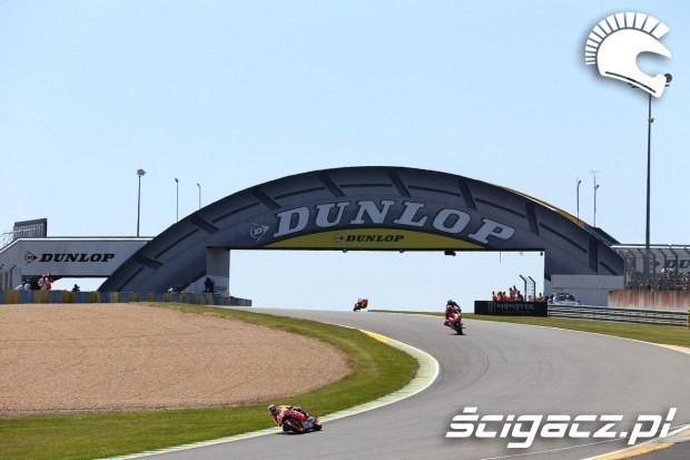 Dunlop motogp le mans 2014
