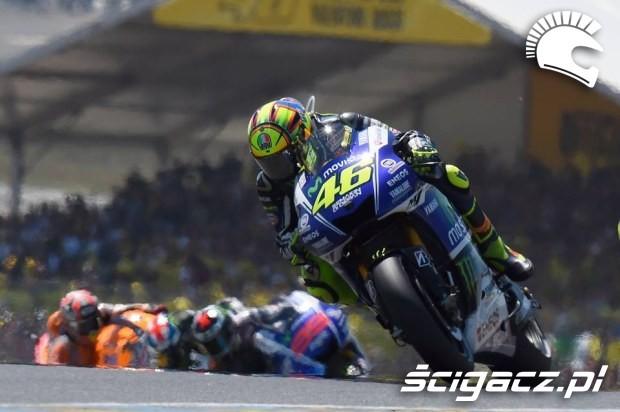 Rossi motogp le mans 2014