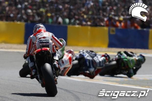 zawodnicy motogp le mans