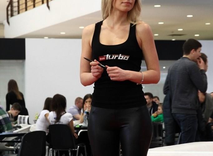 hostessa tvn turbo