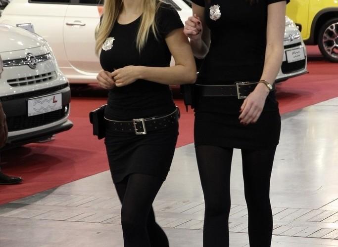 modelki policjantki