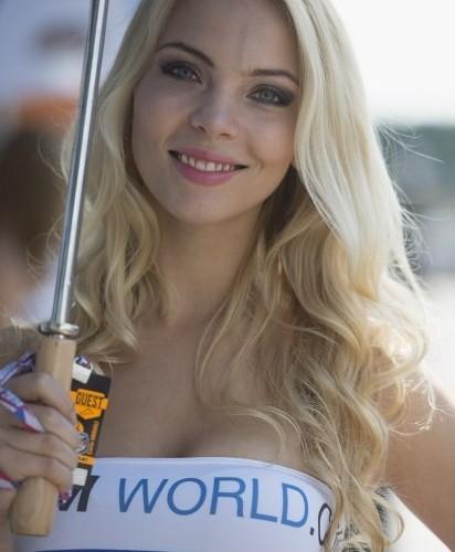 blondi Paddock Girls MotoGP Brno 2014