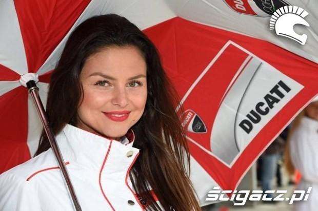 dziewczyna ducati Paddock Girls MotoGP Brno 2014
