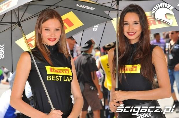 Pirelli paddock girls sepang 2014