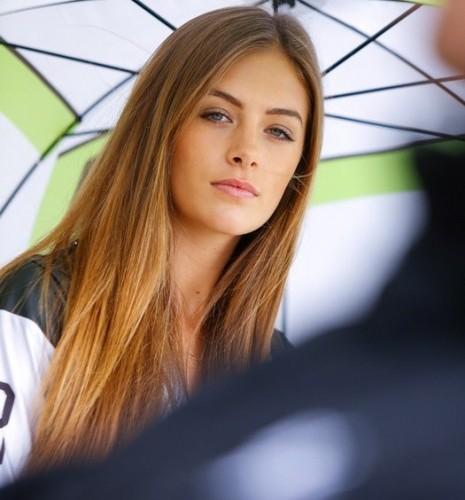 sliczna dziewczyna paddock girls silverstone 2014