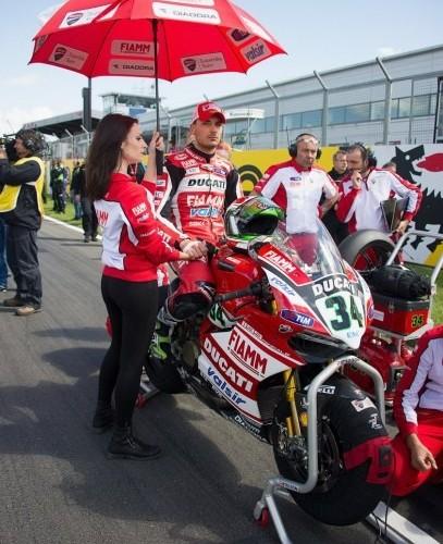 Ducati Donington 2014