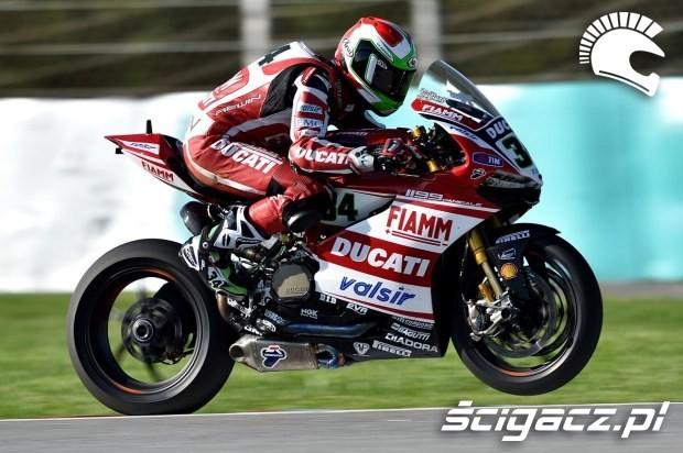 Ducati WSBK Sepang