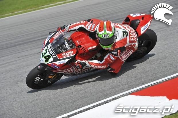Ducati WSBK Sepang 2014