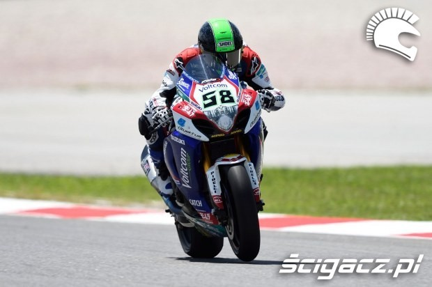 Eugene Laverty WSBK Sepang