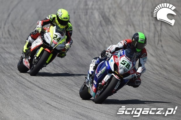 Laverty WSBK Sepang