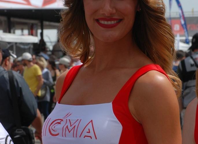 Eicma Girl Imola
