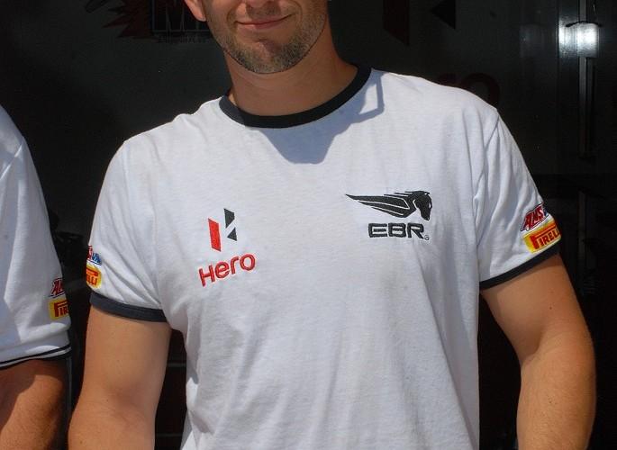 Geoff May Hero Team