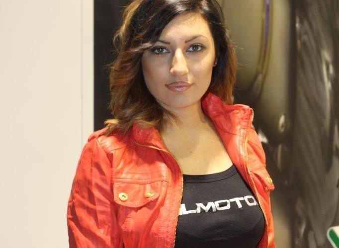EICMA 2015 Milan hostessy Silmotore