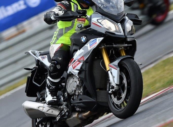 California Superbike School Poznan bmw