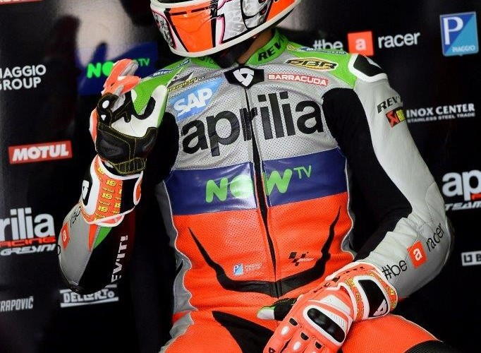 Bautista Grand Prix Niemiec 2016 Sachsenring