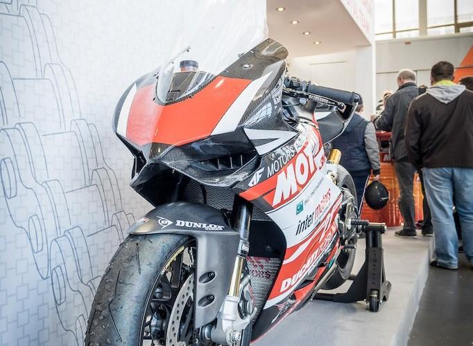 ducati motul motor show 2016