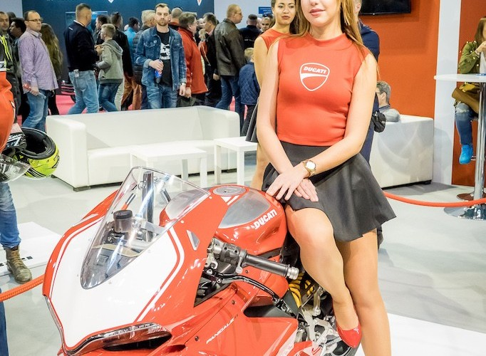 ducati poznan motor show