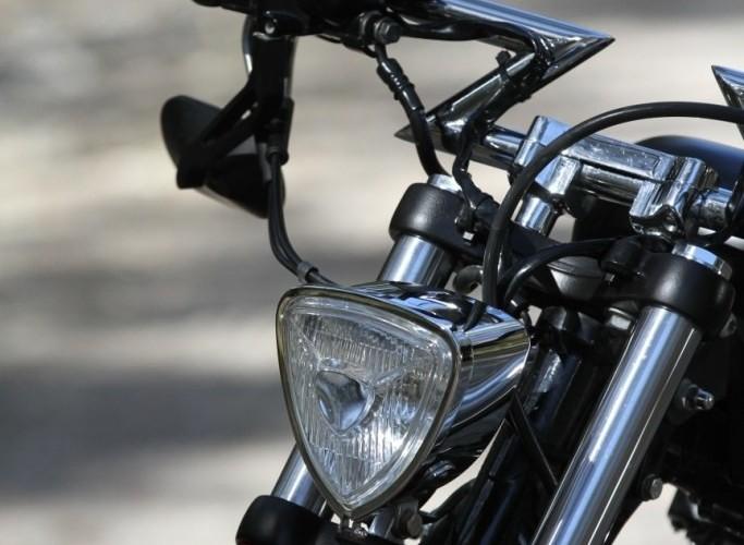 29 Custom Hell Ride Harley Davidson Sportster reflektor
