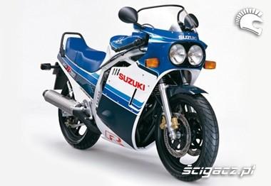 1985 Suzuki GSX-R