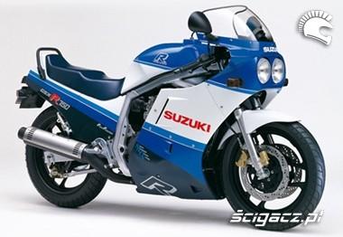 1987 Suzuki GSX-R