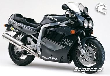 1990 Suzuki GSX-R