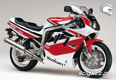 1991 Suzuki GSX-R