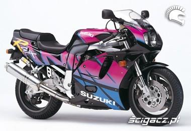 1992 Suzuki GSX-R