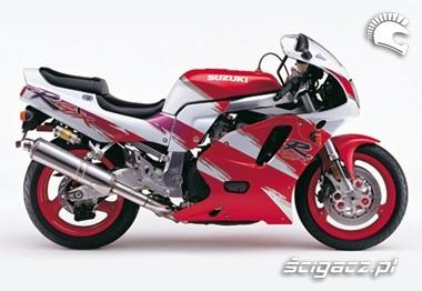 1993 Suzuki GSX-R