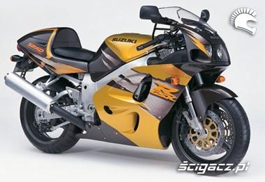 1996 Suzuki GSX-R