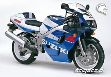 1998 Suzuki GSX-R