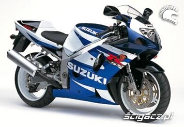 2001 Suzuki GSX-R