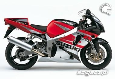 2002 Suzuki GSX-R