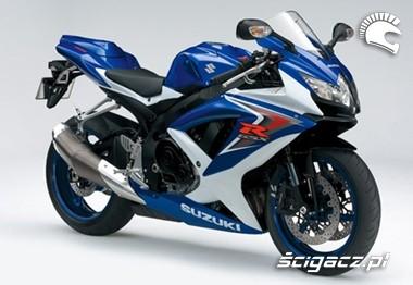 2008 Suzuki GSX-R