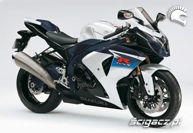 2010 Suzuki GSX-R