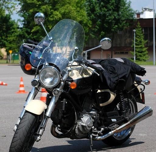 Ducati z owiewka