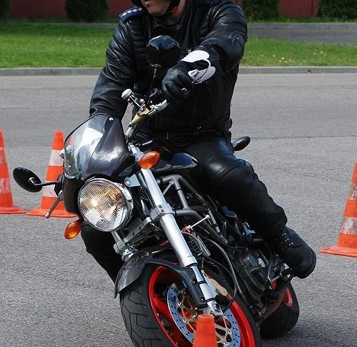 Jagielski Zenon szkolenie motocyklowe