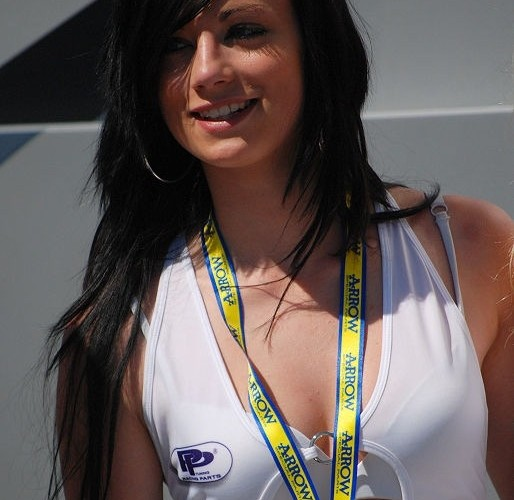 Hostessa World Superbike