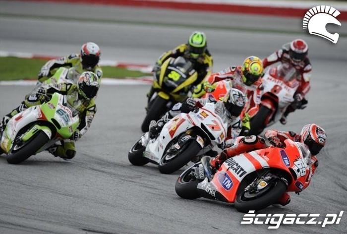MotoGP wyscig