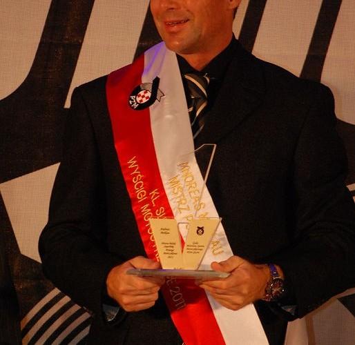 Andy Meklau Mistrz Polski Superbike