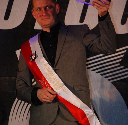 Grzegorz Chorodunski Mistrz Polski Enduro klasa Weteran