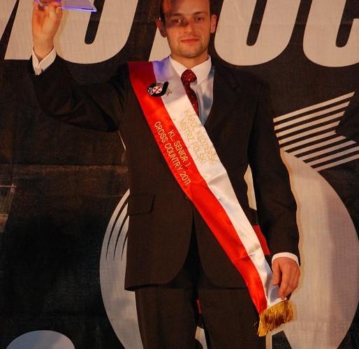 Karol Kedzierski Mistrz Polski Cross Country Senior1