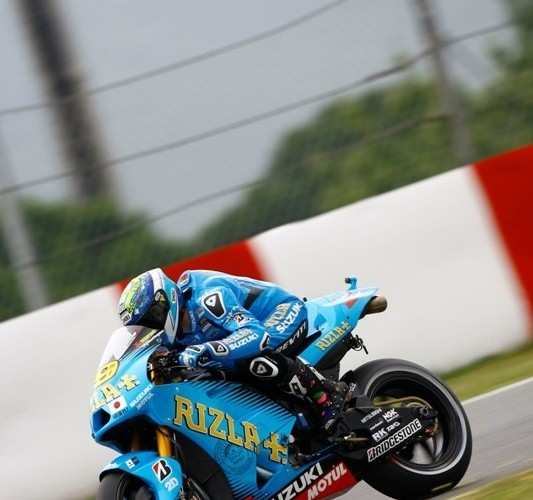 Bautista GP Katalonii 2011