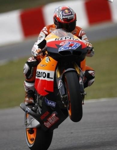 Casey Stoner GP Katalonii 2011